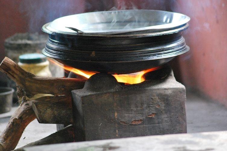 Grilles spicy  Mushrooms