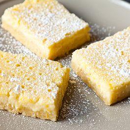 Lemon-Ricotta Bars