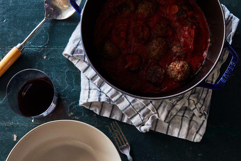 Chef Barbara Lynch Still Makes Her Mom's Thrifty Meatballs