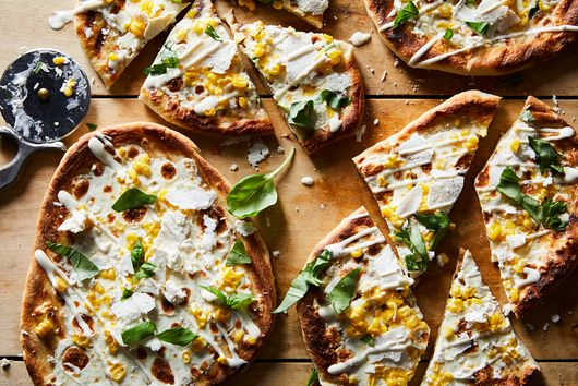 Corn & Ranch on Pizza? Here's Why It Works