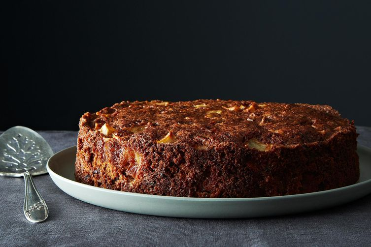 Heavenly Apple Cake from Food52