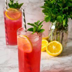 Pink Lemonade All Grown-Up