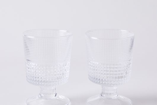 Italian Retro Cocktail Glasses (Set of 2)