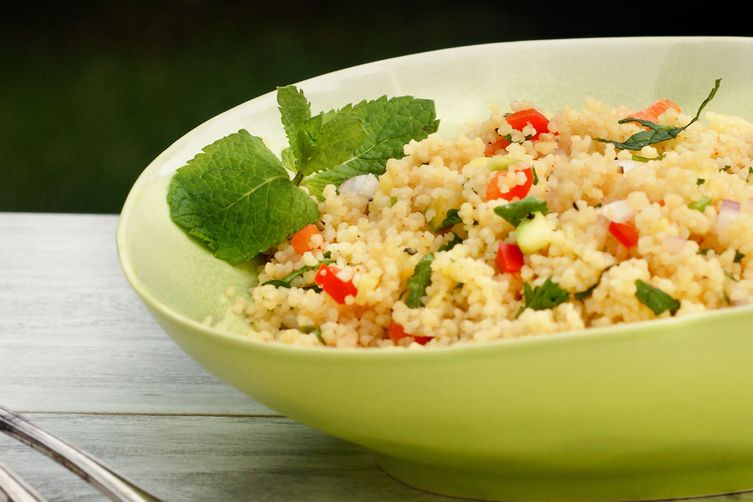 Fresh and light Couscous