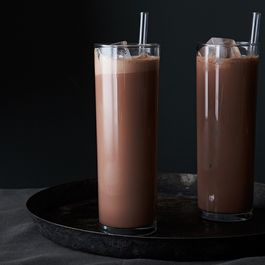 Dorie Greenspan's Hot (and Cold) Chocolate