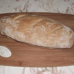 Toaster Oven Baguettes
