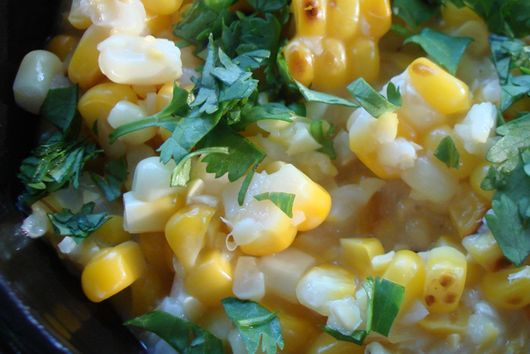 Thai Creamed Corn