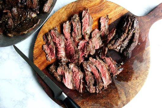 Don't Turn Off Your Grill Just Yet! This (Science-Approved) Steak Needs Eating