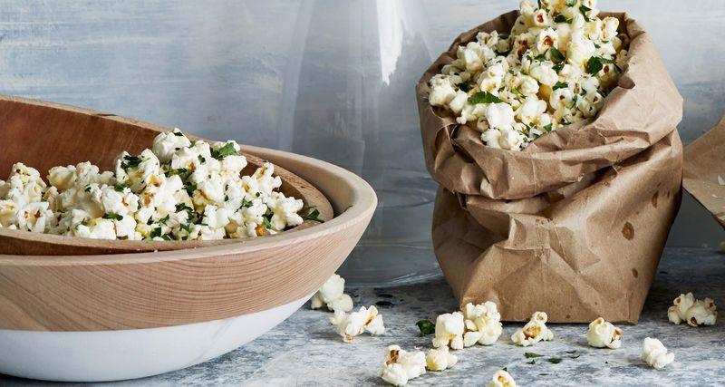 Danny Seo's Brown-Bag Popcorn