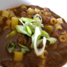 Cowboy Coffee Chili-Mac