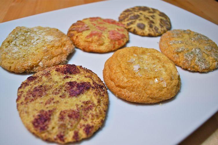 Fairy Dusted Sugar Cookies