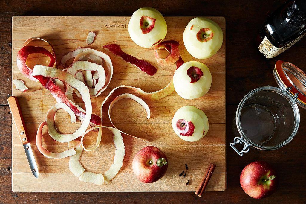Apple Peel Bourbon