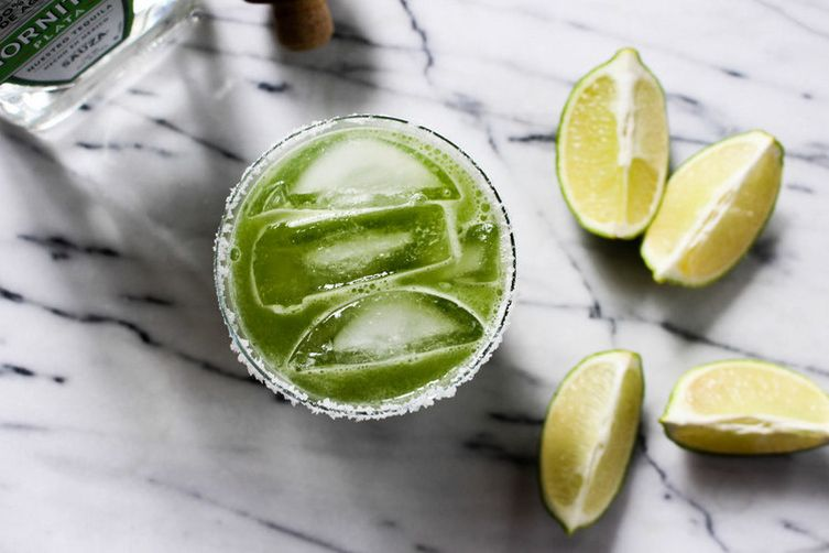 Notes: This cucumber margarita just might be my favorite. The cucumber ...