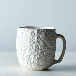 Porcelain Pineapple Mug