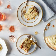 This Cake is the Perfect Excuse to Stay in on New Year's