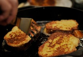 Bell-less, Whistle-less, Damn Good French Toast