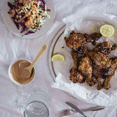 Love Letter's Korean Sweet & Spicy Chicken