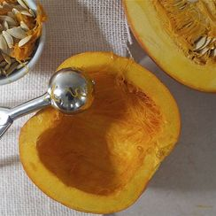 How to Prep a Whole Pumpkin