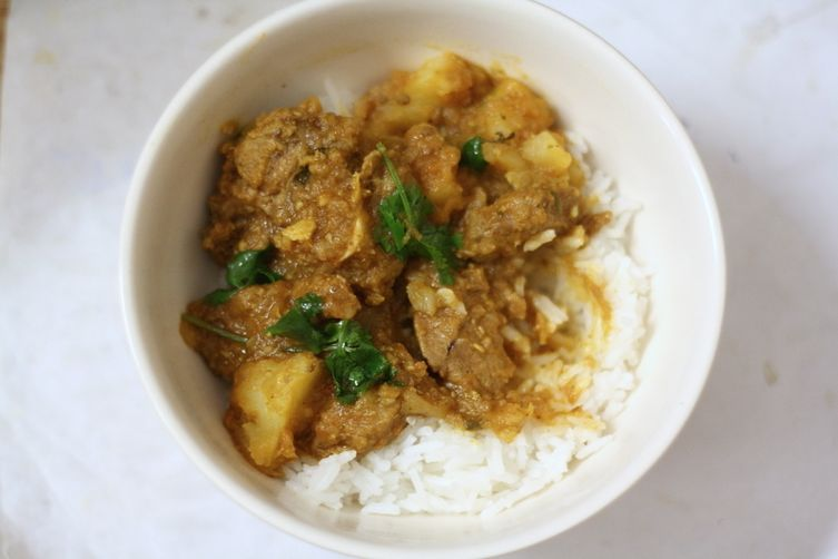 The Best Indian Lamb Curry