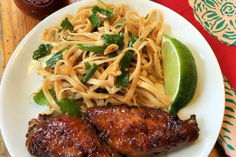 Thai Pantry Wings