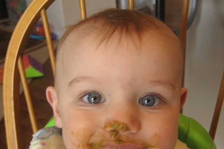 Peas for Connor