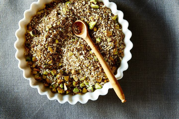 7319f8d4 dec5 403d a569 f6b063262829  pistachio dukkah food52 mark weinberg 14 11 18 0099