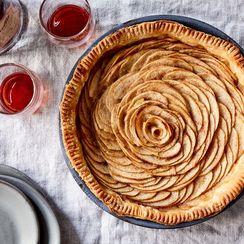 Epic Single Crust Apple Pie
