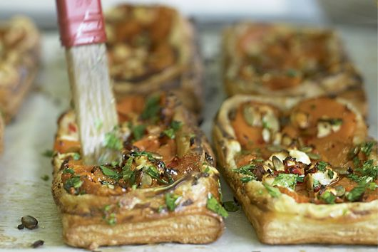 Sweet Potato Galettes