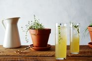 Vanilla-Thyme Lemonade