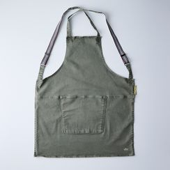 Dutch Canvas Suspender Apron