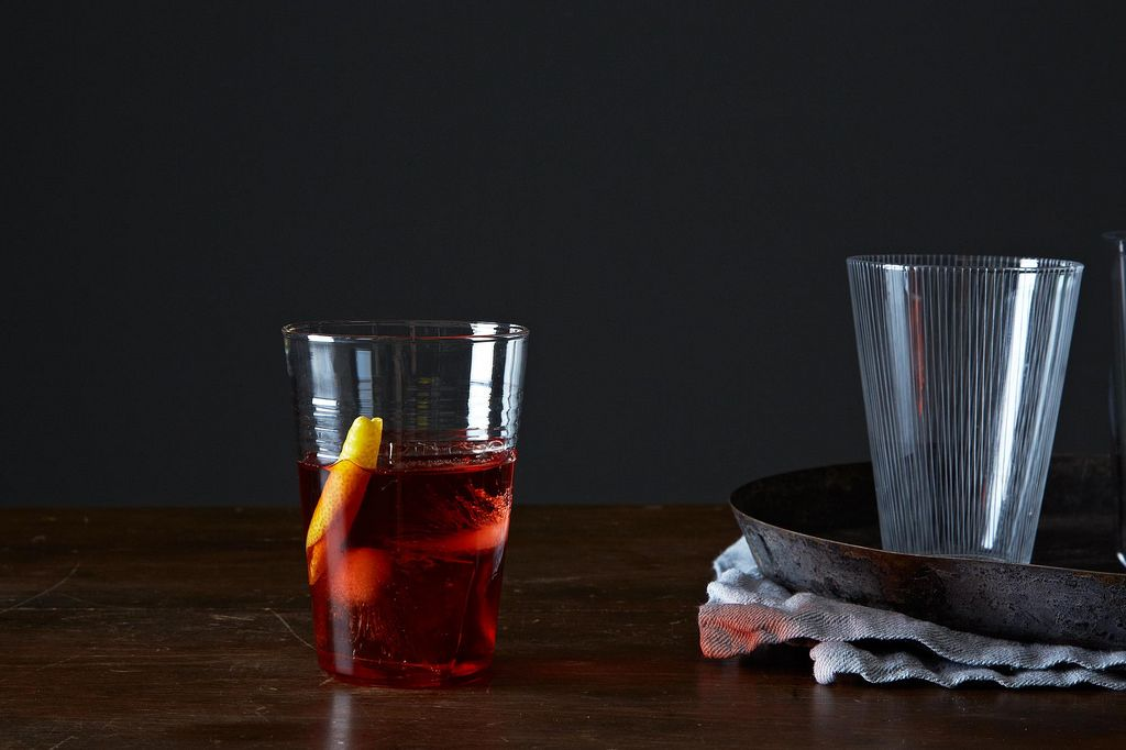 Boulevardier Cocktail on Food52