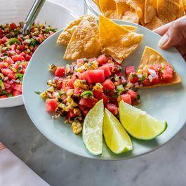 The Summer Fun Watermelon by Chef Reza Setayesh | Plant Loving Humans
