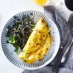 This Soufflé Omelet Is Like a Cloud You Can Eat