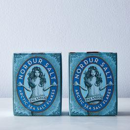 Nordur Icelandic Sea Salt (2-Pack)
