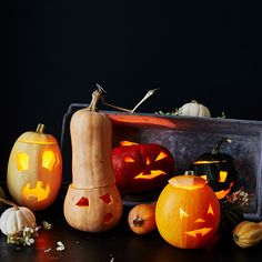 Why We Carve Pumpkins (and Other Vegetables to Turn into Lanterns)