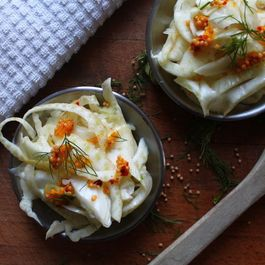 How to Make Pickled Fennel