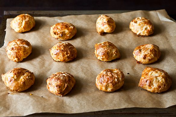 Gougeres from Food52