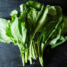 How to Make Sturdy Greens Taste Summery