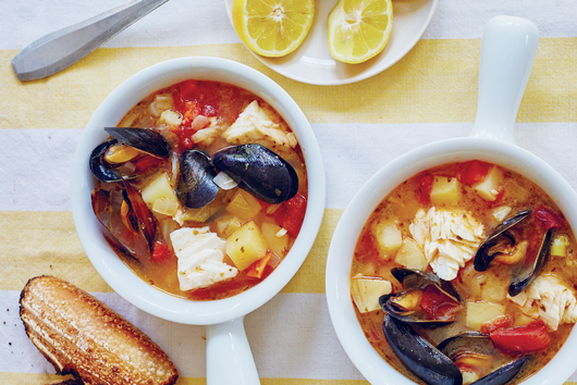 Ivy Manning's Ligurian Fish Soup
