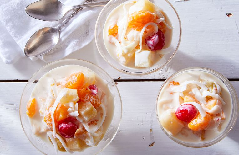 A Case for Canned Fruit Salads