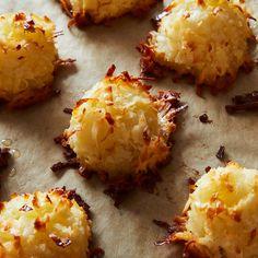 Danielle Kartes' Coconut Custard Macaroons