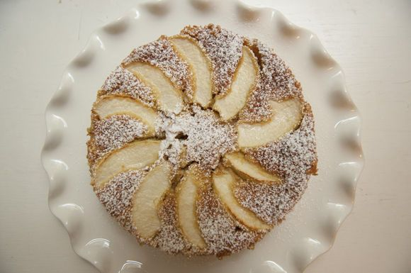 Rum Apple Cake by Colombedujour