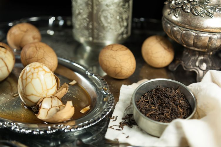 The Mysterious Tea Eggs
