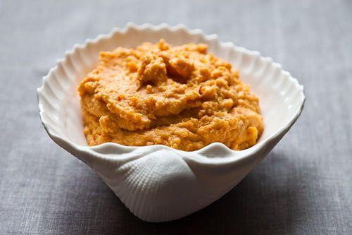 Mashed Maple Chipotle Sweet Potatoes