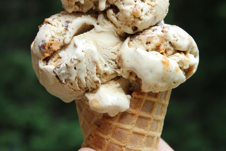 Toffee Coffee Ice Cream