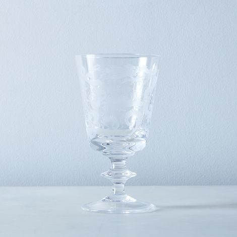 Ejermann Vintage Italian Crystal Glassware