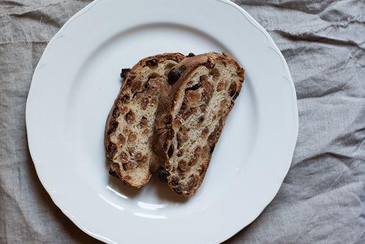 Meet the Bread That's Half Raisins, Half Flour