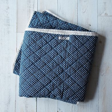 Quilted Throw Blanket