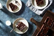 Fudgy Sweet Potato Brownies