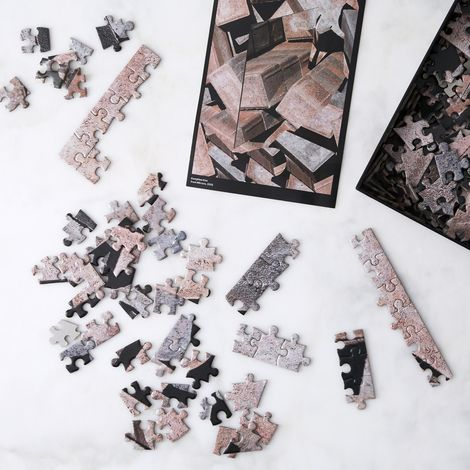Puzzle in a Puzzle (Set of 2)